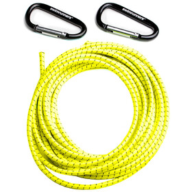 """Swimmrunners Support Pull Belt Cord DIY 5m Neon Yellow"""
